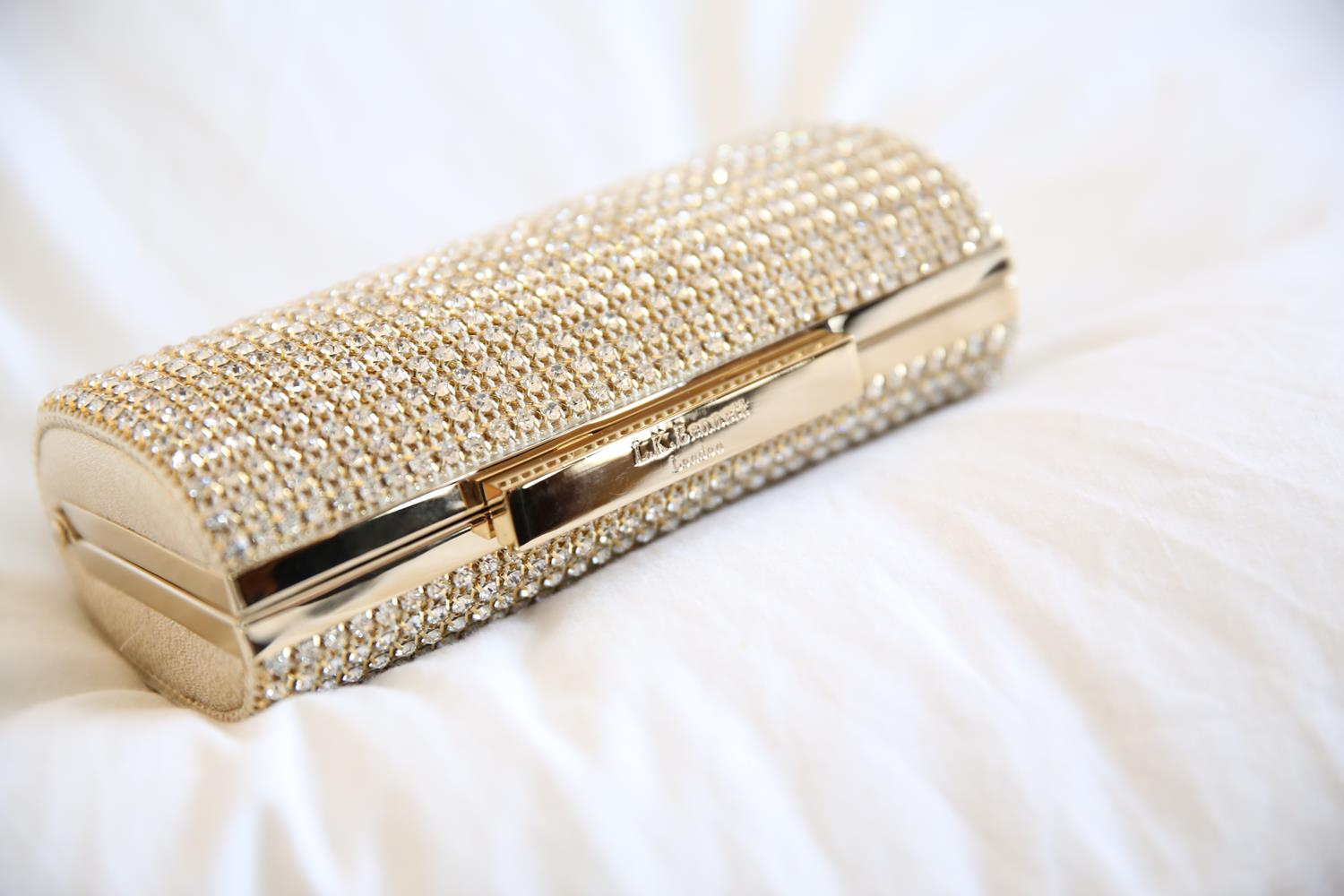 Wedding Photography of Bridal clutch bag by MAKSAM Photographer London