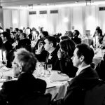 Corporate Photography London of private dinner by MAKSAM Photography
