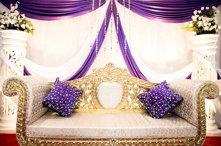 Indian Wedding Photography Stage