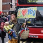"""London hipster """"I Love You"""" taken by London Photographer by MAKSAM Photography"""