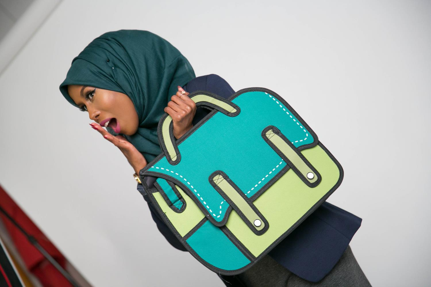 Product modelling by Basma K by MAKSAM London Photography
