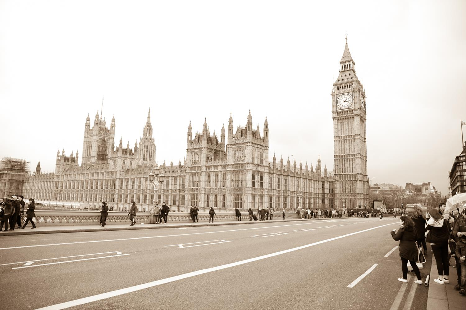 London Photography of the Houses of Parliament and Big Ben by MAKSAM Photography
